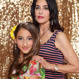 Sharon and Sarina