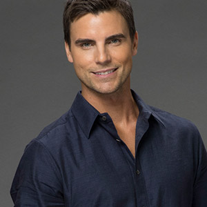 Colin Egglesfield as Evan Parks on The Client List