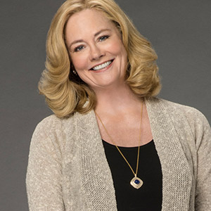 Cybill Shepherd as Linette on The Client List
