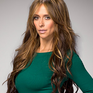 Jennifer Love Hewitt as Riley Parks on The Client List