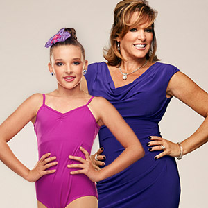 Jill and Kendall from Dance Moms