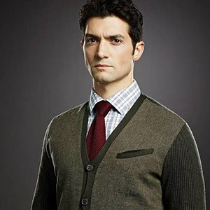 David Alpay as James Lynch
