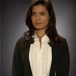 Shelley Conn as First Lady Gabrielle Westwood