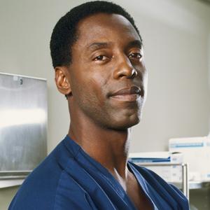 Isaiah Washington as Dr. Preston Burke