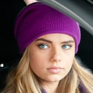 Indiana Evans as  Emma Robinson