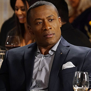 Sean Blakemore as Reverend James Hamilton