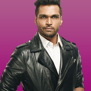 Swapnil Shinde from Project Runway Season 14