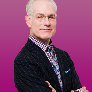 Tim Gunn from Project Runway