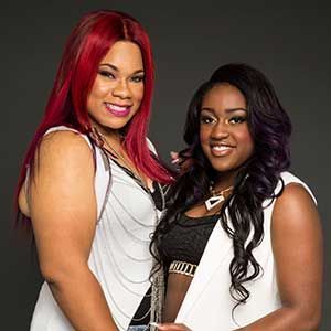 Tina & Kayla from Bring It!