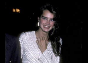 Brooke Shields Through the Years Pictures