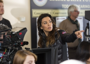 Eva Longoria Directing Season 2 Premiere