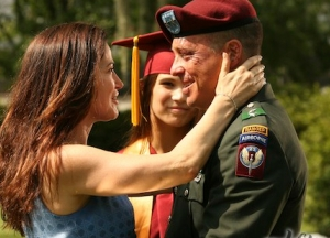 The Coming Home Moments of &quot Army Wives&quot