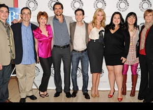 &quot Drop Dead Diva&quot  Season 1 Finale Party Photos