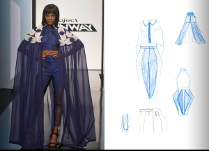 Project Runway Season 14 Episode 11 Sketches