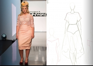 Project Runway Season 14 Episode 13 Sketches