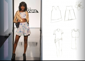 Project Runway Season 14 Episode 9 Sketches