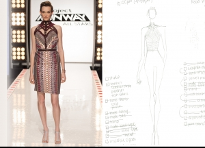 Project Runway All Stars Season 5  Episode 10 Sketches
