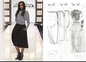 Project Runway All Stars Season 5  Episode 13 Sketches