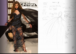 Project Runway All Stars Season 5  Episode 2 Sketches