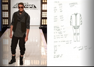 Project Runway All Stars Season 5  Episode 5 Sketches