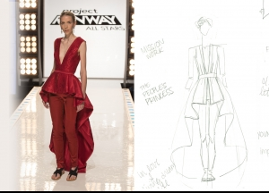 Project Runway All Stars Season 5  Episode 8 Sketches