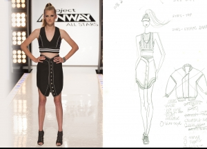 Project Runway All Stars Season 5  Episode 9 Sketches