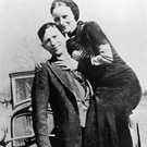 Bonnie &amp  Clyde Then and Now