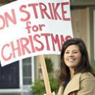 On Strike for Christmas Movie Photo Gallery