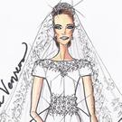 Project Runway Designers  Wedding Dress Sketches